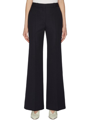 Main View - Click To Enlarge - VICTORIA BECKHAM - Wide leg suiting pants