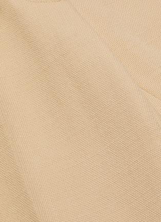 - VICTORIA BECKHAM - Crop Suiting Pants