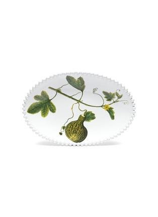 Main View - Click To Enlarge - ASTIER DE VILLATTE - x John Derian Squash Print Platter