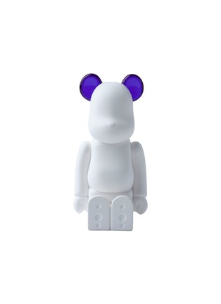 Main View - Click To Enlarge - BALLON - x Bibliothèque Blanche BE@RBRICK Aroma Ornament – Purple