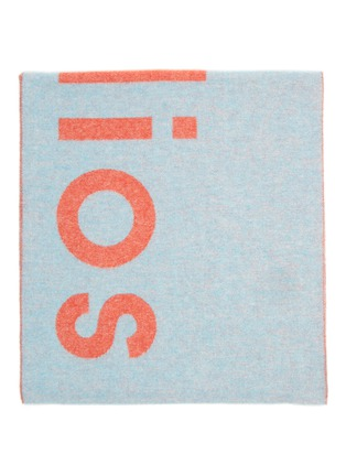 Detail View - Click To Enlarge - ACNE STUDIOS - Colourblock scarf