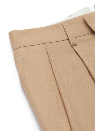 - SAMUEL GUÌ YANG - Wide Suiting Pants