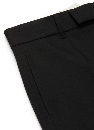 - SAMUEL GUÌ YANG - Straight Suiting Pants