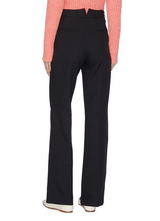 Back View - Click To Enlarge - SAMUEL GUÌ YANG - Straight Suiting Pants