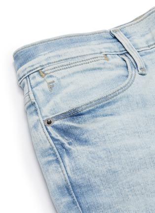 - FRAME DENIM - 'Le High Skinny' released hem crop skinny jeans