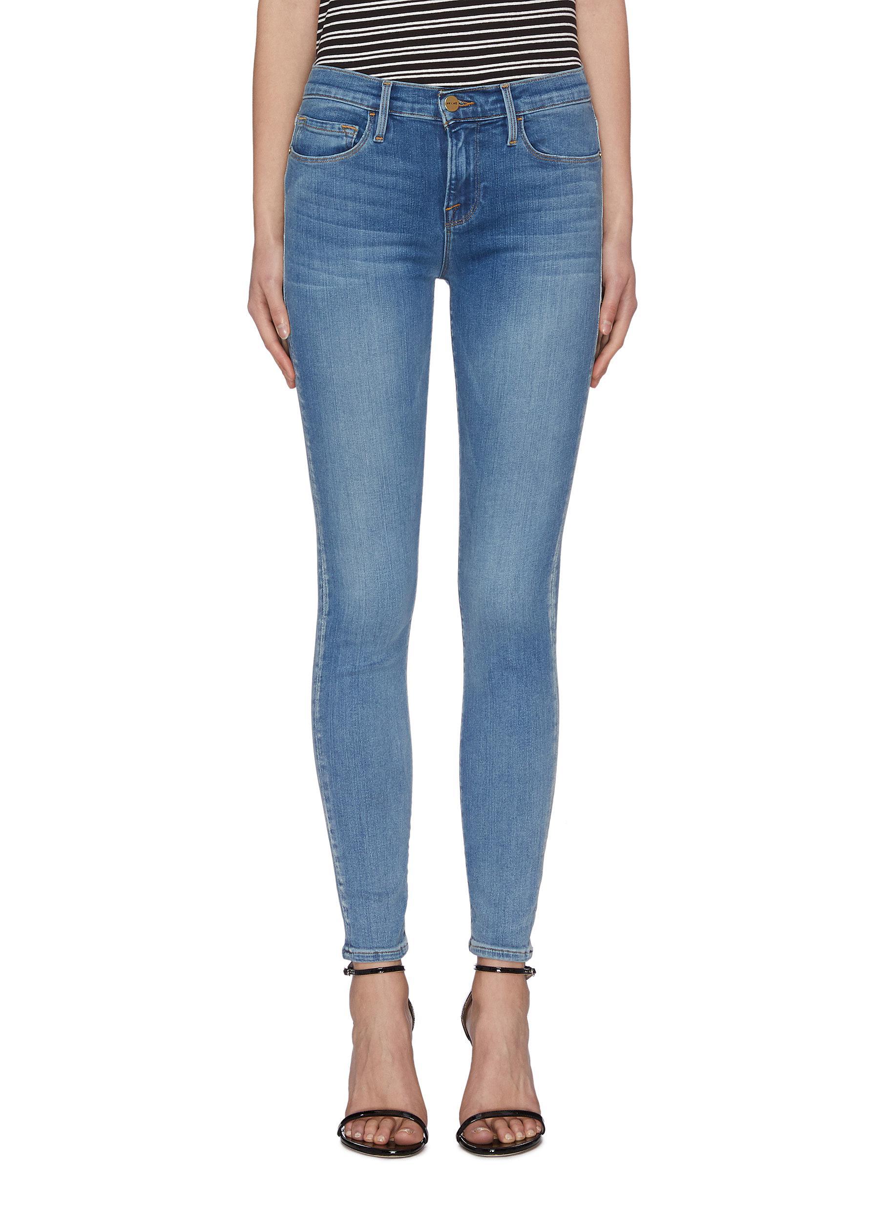 shop Frame Denim 'Le Skinny De Jeanne' jeans online
