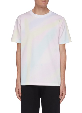 Main View - Click To Enlarge - ANGEL CHEN - Holographic Print T-shirt