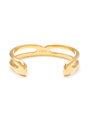 Main View - Click To Enlarge - W. BRITT - 'B' 18k gold bracelet
