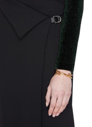 Figure View - Click To Enlarge - W. BRITT - 'Z' 18k gold bracelet