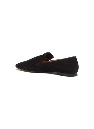 - RODO - Square toe suede loafers