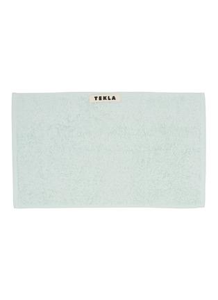 Main View - Click To Enlarge - TEKLA - Organic Cotton Washcloth – Mint