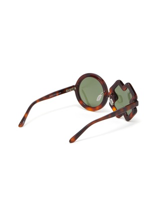 Figure View - Click To Enlarge - SONS + DAUGHTERS - 'XO' frame kids sunglasses