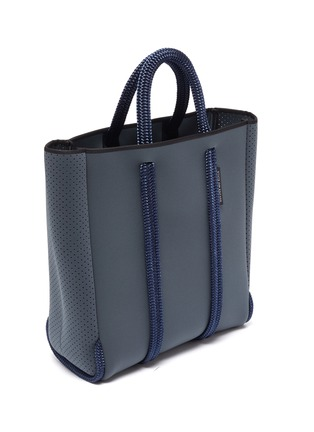 Detail View - Click To Enlarge - STATE OF ESCAPE - 'North South' sailing rope neoprene tote