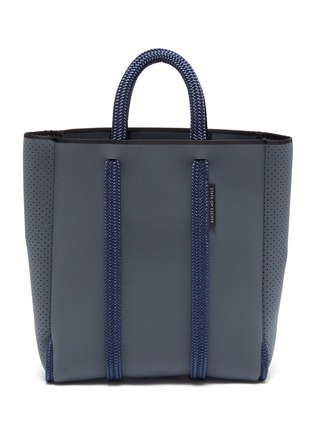 Main View - Click To Enlarge - STATE OF ESCAPE - 'North South' sailing rope neoprene tote