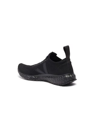- RICK OWENS X VEJA - Lace up knit sneakers