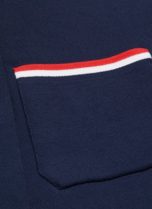 - THOM BROWNE - Stripe Pocket Jacket
