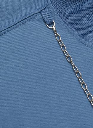 - AMBUSH - Chain embellished T-shirt
