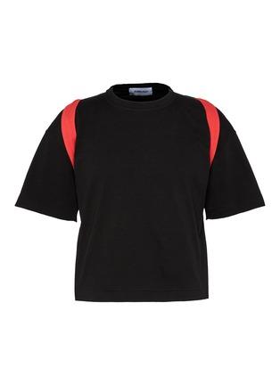Main View - Click To Enlarge - AMBUSH - Contrast straps T-shirt