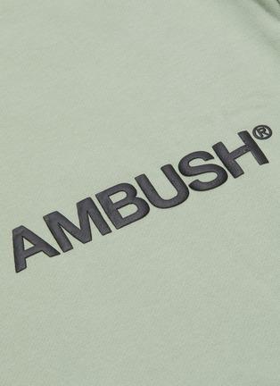 - AMBUSH - Logo print sweatshirt