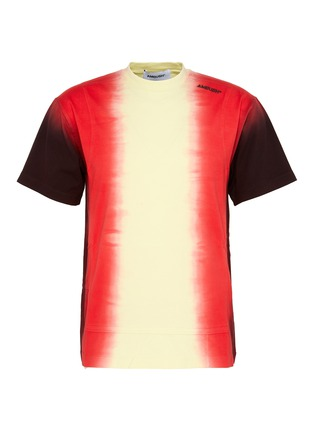 Main View - Click To Enlarge - AMBUSH - Tie dye panelled T-shirt