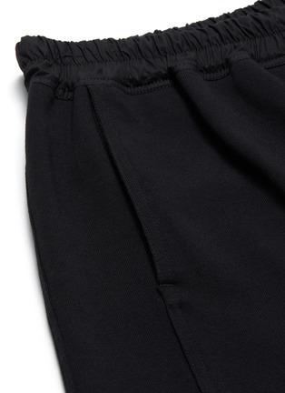 - RICK OWENS - 'Karloff' drawstring boxer shorts