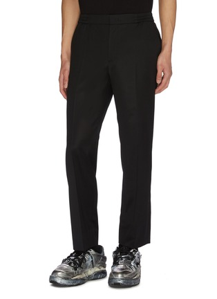 Front View - Click To Enlarge - JUUN.J - Tailored wool pants