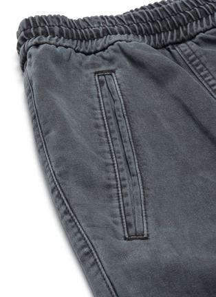- JUUN.J - Elasticated waist hardware detail cargo pants