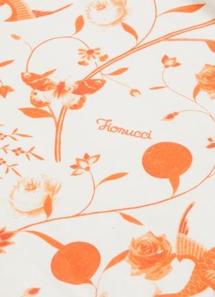 - FIORUCCI - Floral print sweatshirt