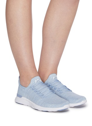 Figure View - Click To Enlarge - ATHLETIC PROPULSION LABS - TechLoom Breeze' knit sneakers