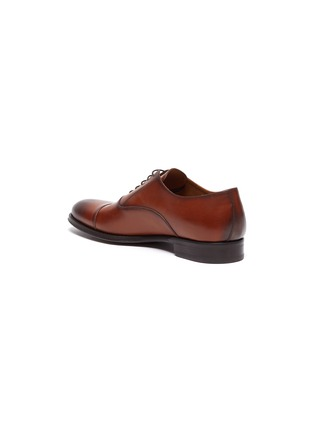 - ANTONIO MAURIZI - Leather oxford shoes