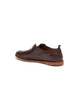 - ANTONIO MAURIZI - 'Todi' laceless derby shoes