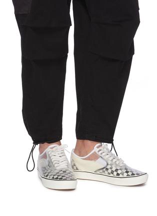 Figure View - Click To Enlarge - VANS - 'ComfyCush Slip-Skool' checkerboard sneakers