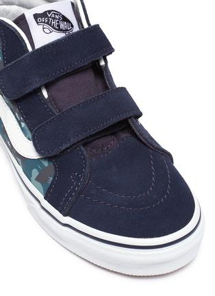 Detail View - Click To Enlarge - VANS - 'SK8-Mid Reissue' skate kids sneakers