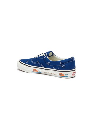 - VANS - 'OG Era LX' graphic print lace-up sneakers