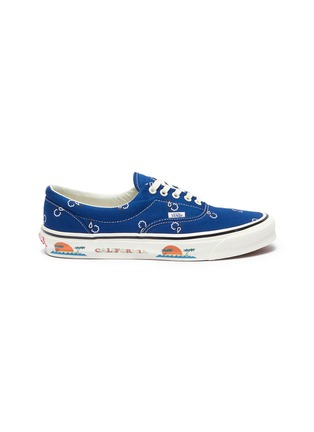 Main View - Click To Enlarge - VANS - 'OG Era LX' graphic print lace-up sneakers