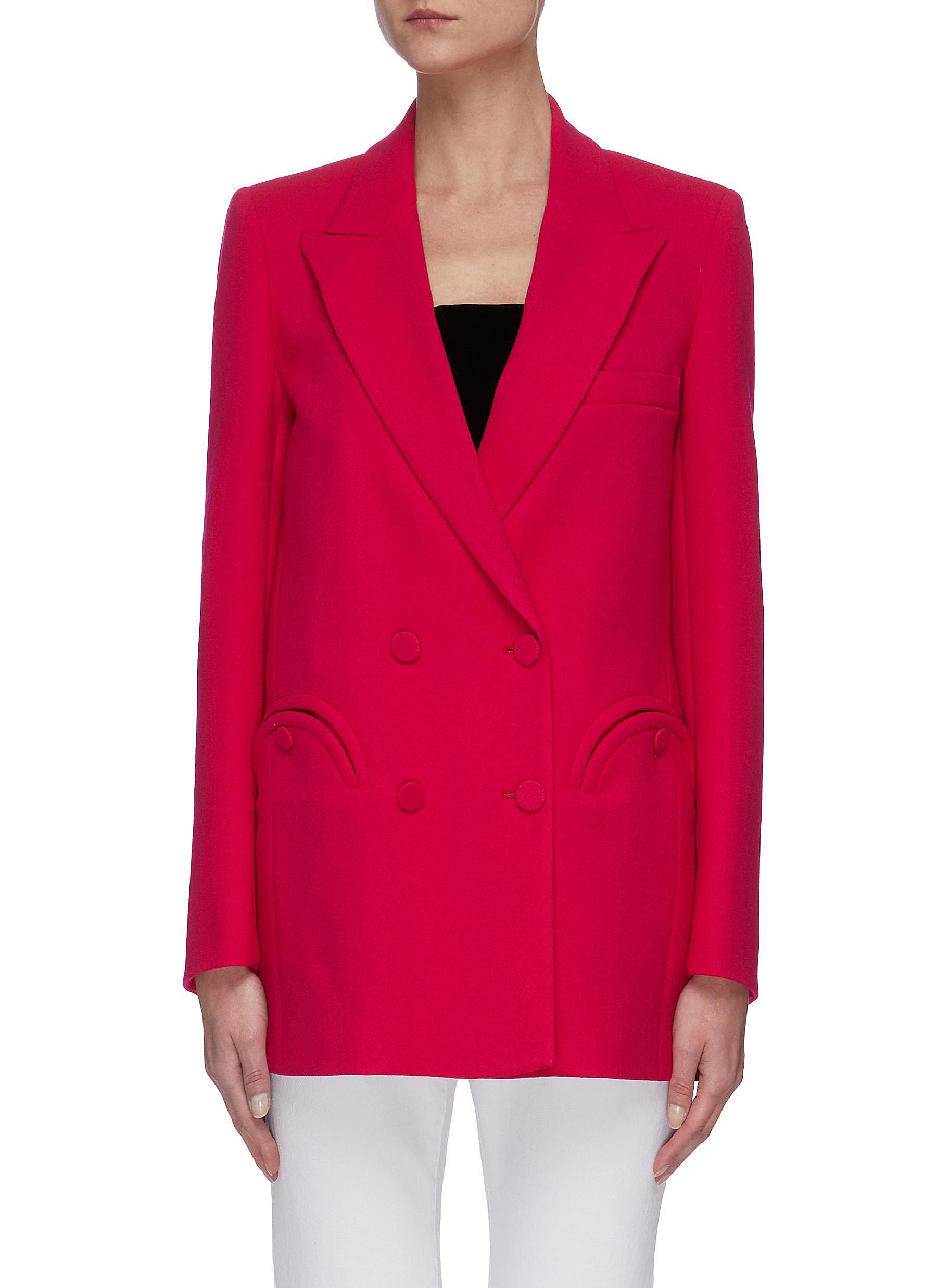 shop Blazé Milano Cool & Easy Everyday' double breast blazer online