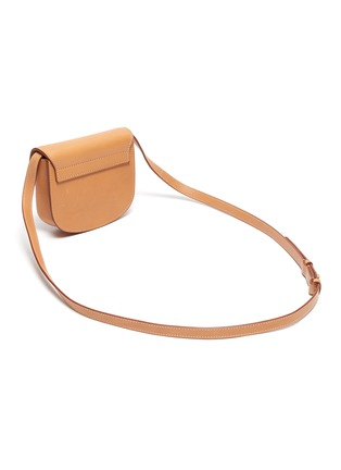 Detail View - Click To Enlarge - SAINT LAURENT - Kaia' calfskin leather mini crossbody bag