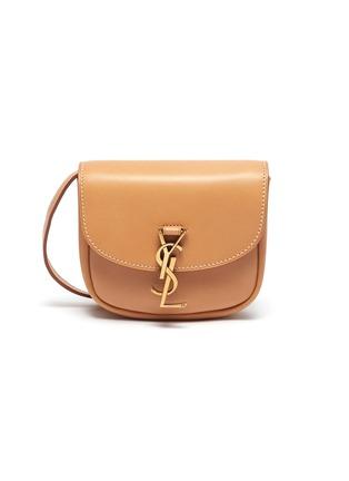 Main View - Click To Enlarge - SAINT LAURENT - Kaia' calfskin leather mini crossbody bag