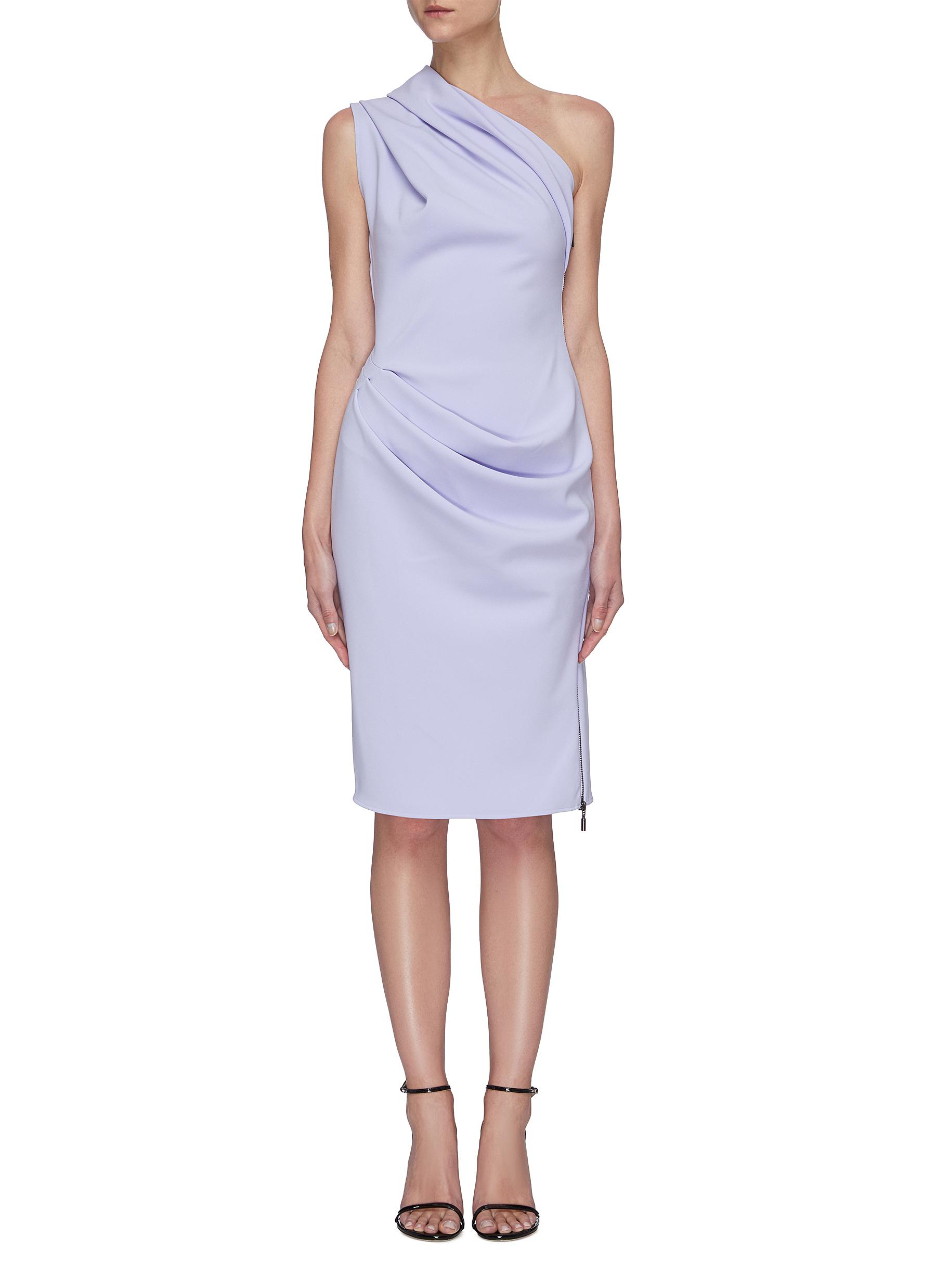 Buy Maticevski Dresses Effusive' One Shoulder Dress