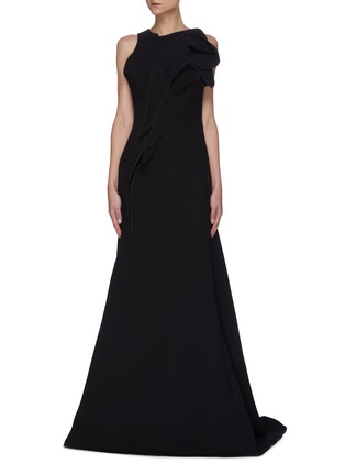 Main View - Click To Enlarge - MATICEVSKI - Avow' sleeveless gown