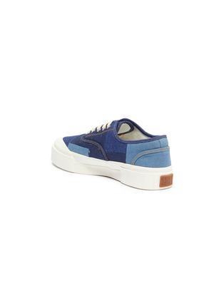 - GOOD NEWS - Slider' low top denim sneakers