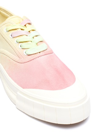 Detail View - Click To Enlarge - GOOD NEWS - Ace' tie-dye low top sneakers