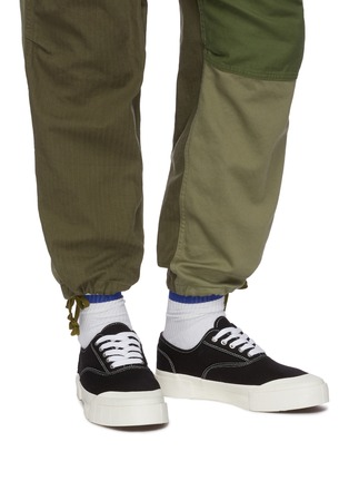 Figure View - Click To Enlarge - GOOD NEWS - Ace' low top sneakers