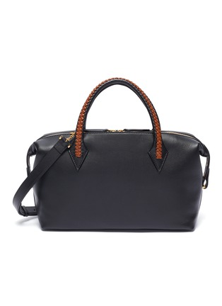 Main View - Click To Enlarge - MÉTIER - 'Perriand City' leather bag