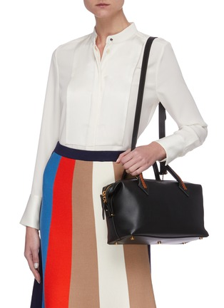 Figure View - Click To Enlarge - MÉTIER - 'Perriand City' leather bag