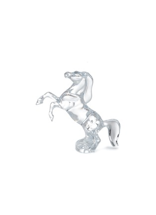 Main View - Click To Enlarge - BACCARAT - Cheval Cabre Horse Crystal Sculpture