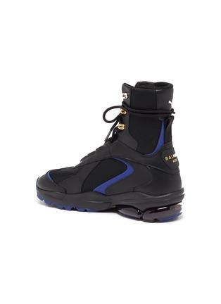 - PUMA - X Balmain CELL Stellar Mid sneakers