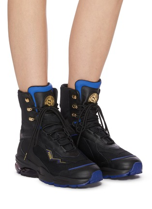 Figure View - Click To Enlarge - PUMA - X Balmain CELL Stellar Mid sneakers