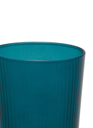 Detail View - Click To Enlarge - R+D LAB - Luisa Vino Glass Set – Antwerp Blue