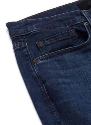 - J BRAND - 'Tyler' dark wash whiskering jeans